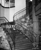 Hand Forge Railing for Grand Staircase