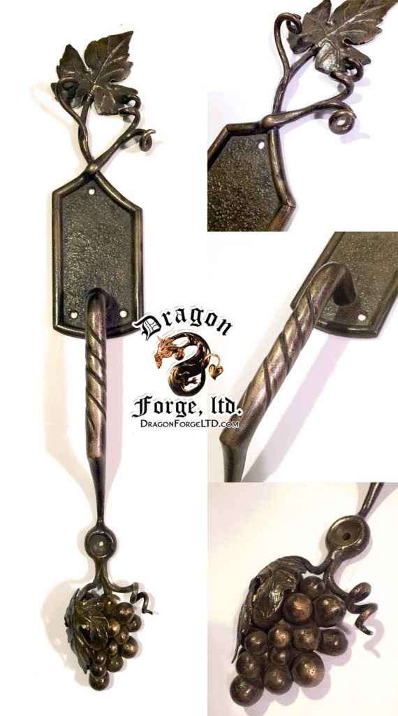 dragon-forge-bronze-wine-celllar-door-hardware