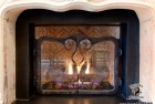 Mediterranean Fireplace Doors