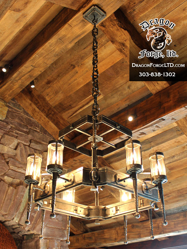 Great-Northern-Lodge-modern-rustic-chandelier-kitchen