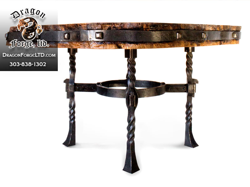 Custom Furniture GNL Wine Room Table